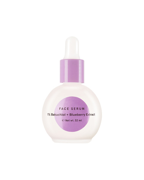 Dear Me Beauty Single Activator Face Serum - 1% Bakuchiol + Blueberry Extract (32ml)