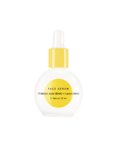 Dear Me Beauty Single Activator Face Serum- 2% Salicylic Acid (BHA) + Lemon Extract (32ml)