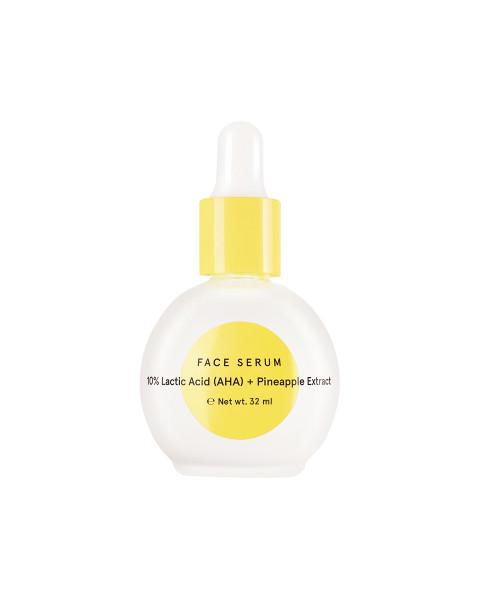 Dear Me Beauty Single Activator Face Serum - 10% Lactic Acid (AHA) + Pineapple Extract (32ml)