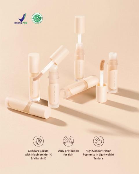 Perfect Conceal Serum Skin Corrector - Fair Ivory
