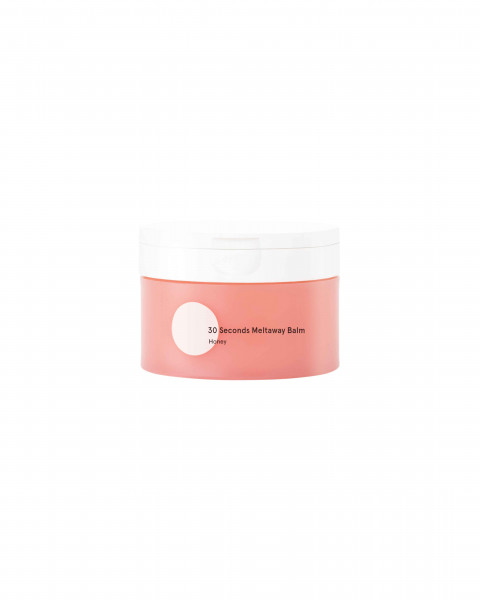 30 Seconds Meltaway Cleansing Balm - Honey