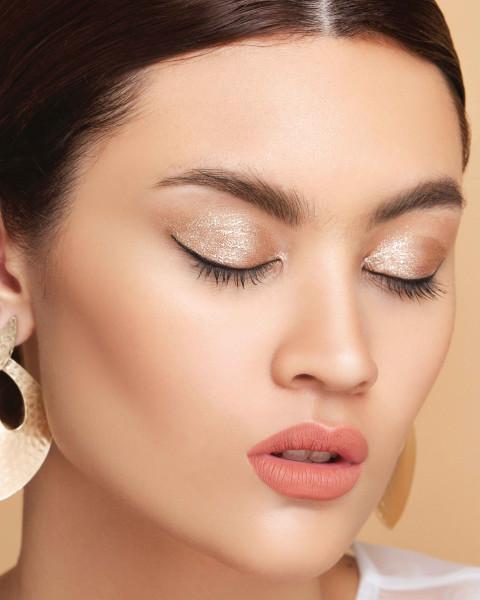 Perfect Glitz Liquid Eyeshadow - Goal Digger