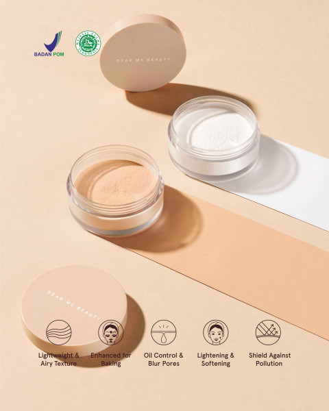 Airy Poreless Powder - Natural