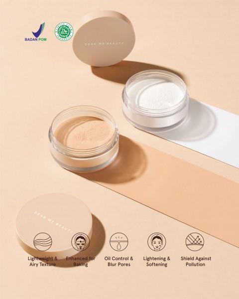 Airy Poreless Powder - Translucent