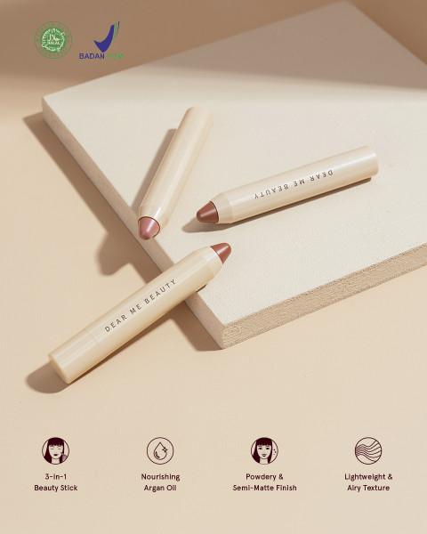 3-in-1 Multistick Crayon - Dear Irene