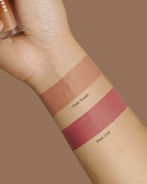 Perfect Matte Lip Coat Nissin Collection - Dear Susan
