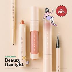 SURPRISE! We'll be joining @ohbeauty.id and @overheardbeauty on Tokopedia Beauty Dealight event on 1-5 March 🤩🤩🤩⠀ ⠀ Enjoy special discount starts from 20% OFF for ALL ITEMS and 👀MORE SALE SURPRISE👀 on your favorite Dear Me Beauty products only at tokopedia.com/dearme from 1-5 March ✨⠀ ⠀ Mark your calendar, set your alarm, you surely don't want to miss this! 💕⠀ ⠀ -⠀ ⠀ SURPRISE! Dear Me Beauty akan hadir di acara Tokopedia Beauty Dealight yang dipersembahkan oleh @ohbeauty.id dan @overheardbeauty di tanggal 1-5 Maret nanti 🤩🤩🤩⠀ Nikmati diskon 20% ALL ITEMS dan 👀KEJUTAN DISKON👀 lainnya untuk produk Dear Me Beauty favoritmu di tokopedia.com/dearme pada tanggal 1-5 Maret ✨⠀ ⠀ Jangan lupa ya, dicatat tanggal biar gak ketinggalan event hits satu ini! 💕⠀ .⠀ #DearMeBeauty #DearMeTokpedSale